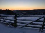 Wunderbarer Schnee