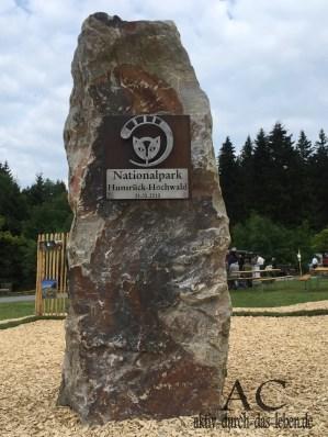 Der Grundstein des Nationalpark Hunsrück-Huchwald