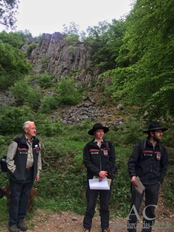 Rangertour Ringwall Otzenhausen
