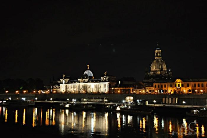 Dresden ist auf jeden Fall eine Reise wert, die historische Altstadt ist wunderschön