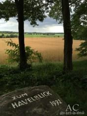 Der Havelblick vom Rauen Berg