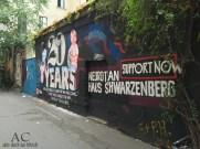 Der lange Weg zum Haus Schwarzenberg