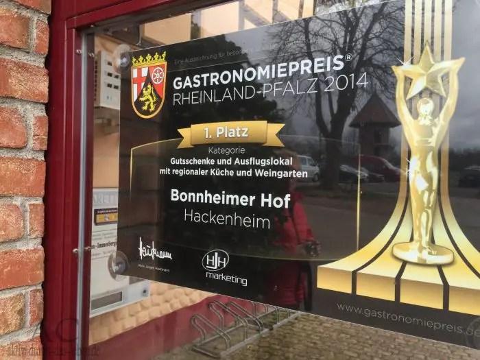 Guts-Schänke Bonnheimer Hof Hackenheim