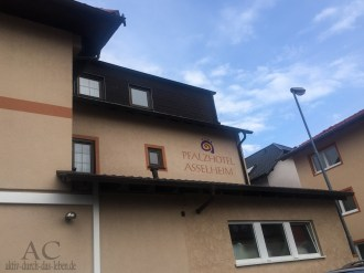 Pfalzhotel Asselheim Vinotel Juniorsuite