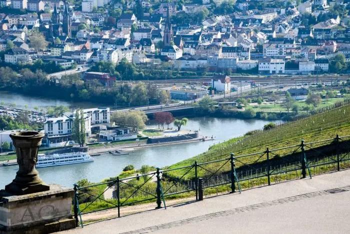 Bingen - Rhein-Nahe-Eck