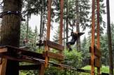 Mosel Adventure Forest Kletterwald Seilrutsche
