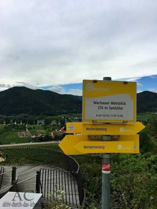 Welterbesteig Wachau 4