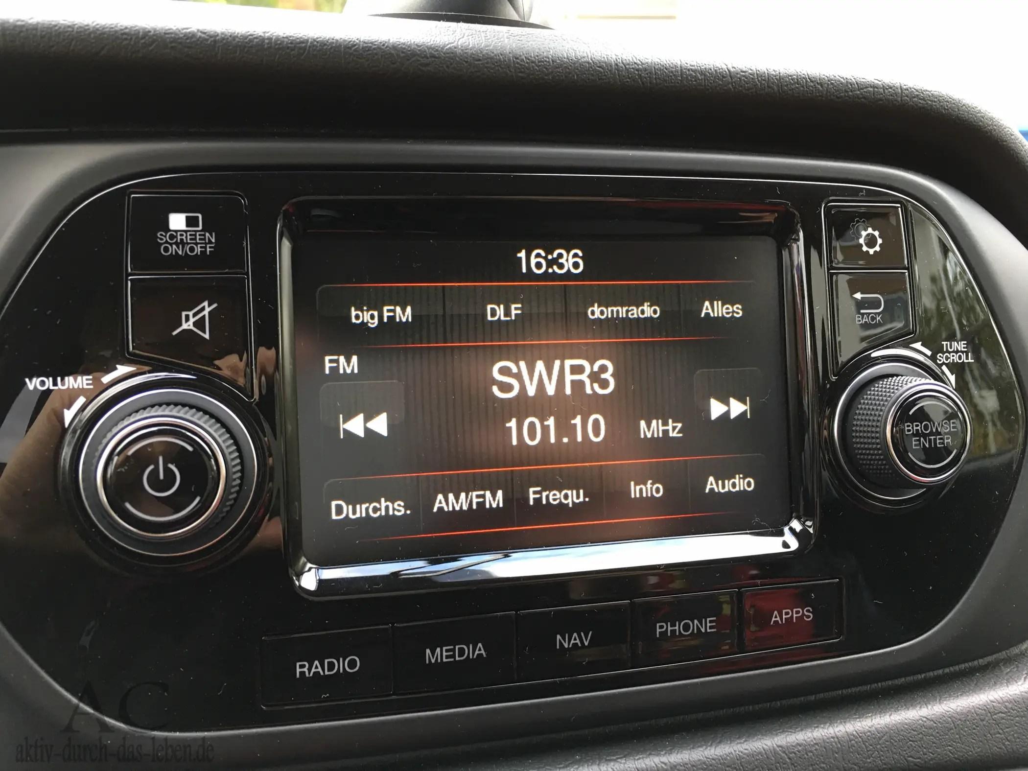 Radio-Funktion