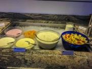 Hausgemachtes Müsli und Obstsalat... ganz mein Geschmack