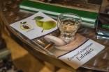 Im Beerewei(n)museum gab es viel Interessantes und Beereschnaps und -wein