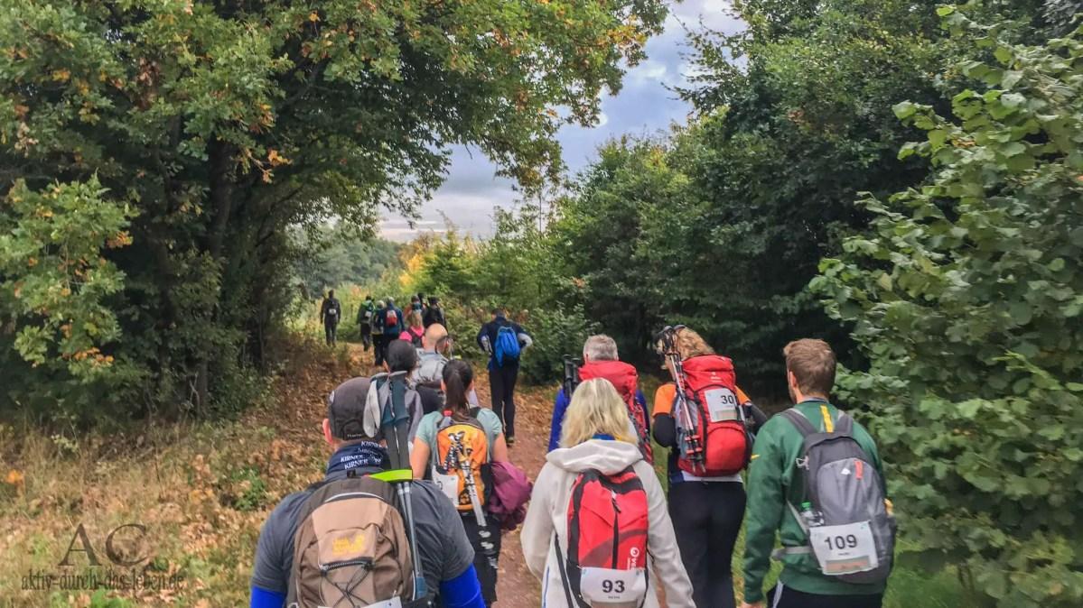 GRENZGÄNGER 2017 - DAS 24h Wanderevent im Saarschleifenland