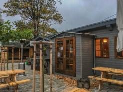 Die Lunner Hütte von außen