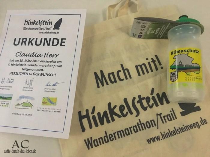 Hinkelsteinweg Wandermarathon Otterberg