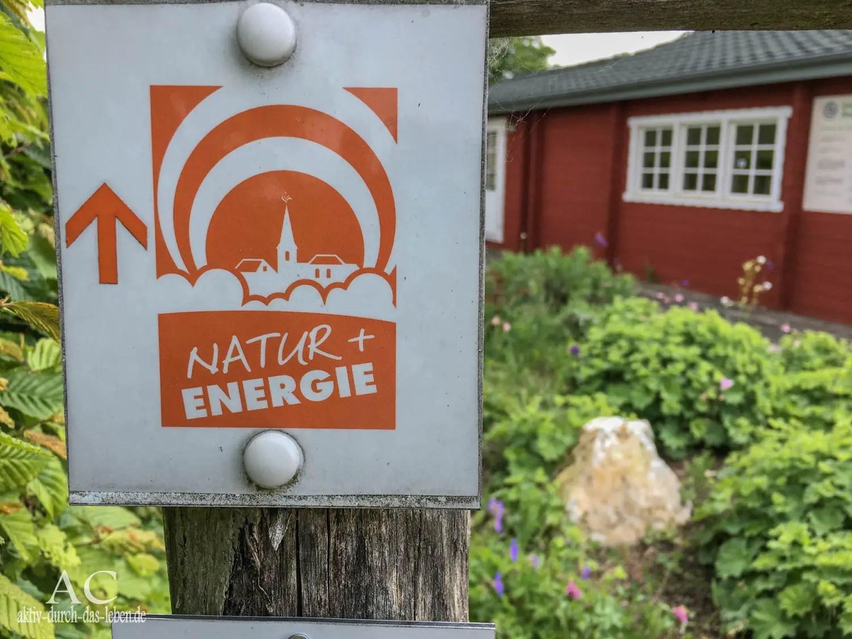 Der Mannebächer Energie- und Naturpfad – über Strom, Honig und Schiefer
