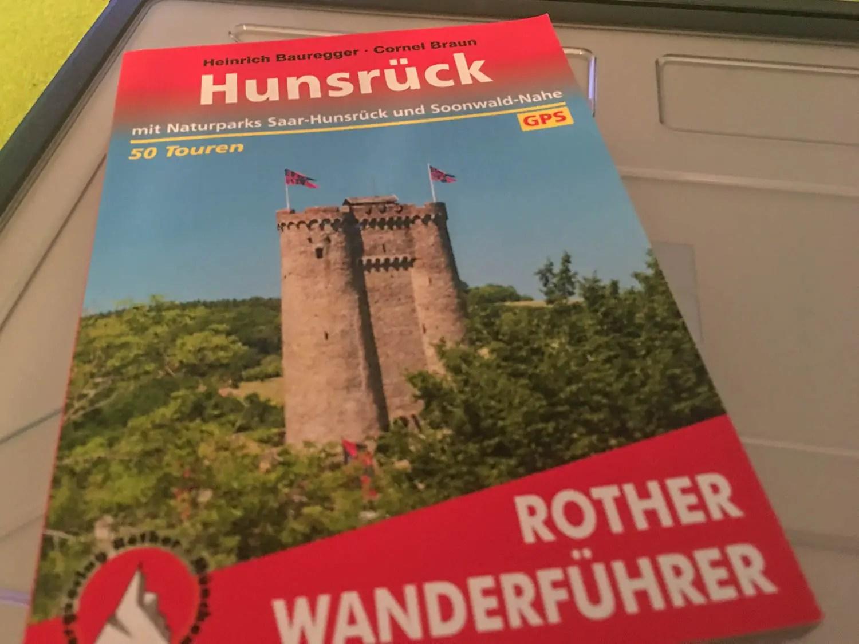 Rezension: Rother Wanderführer – Hunsrück