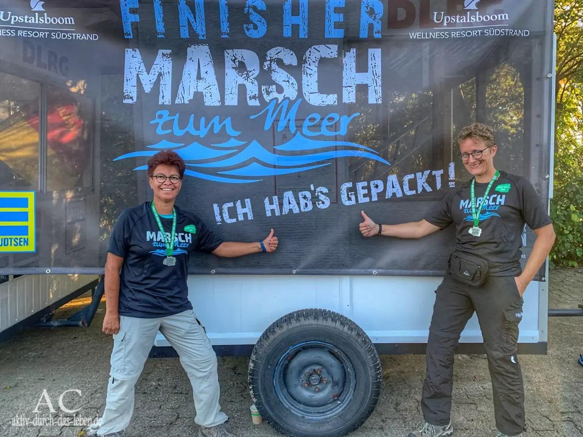 Marsch zum Meer Föhr – unser nördlichster Extremmarsch ever