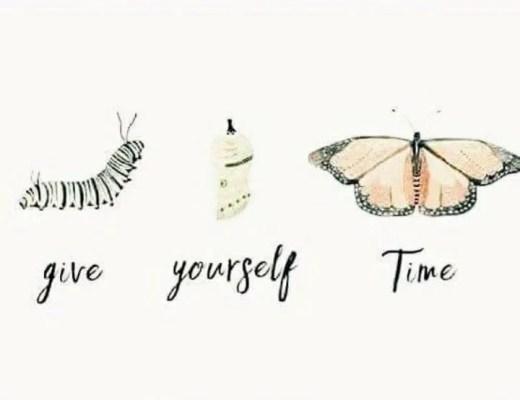Gesund abnehmen dauert. Nimm dir Zeit!