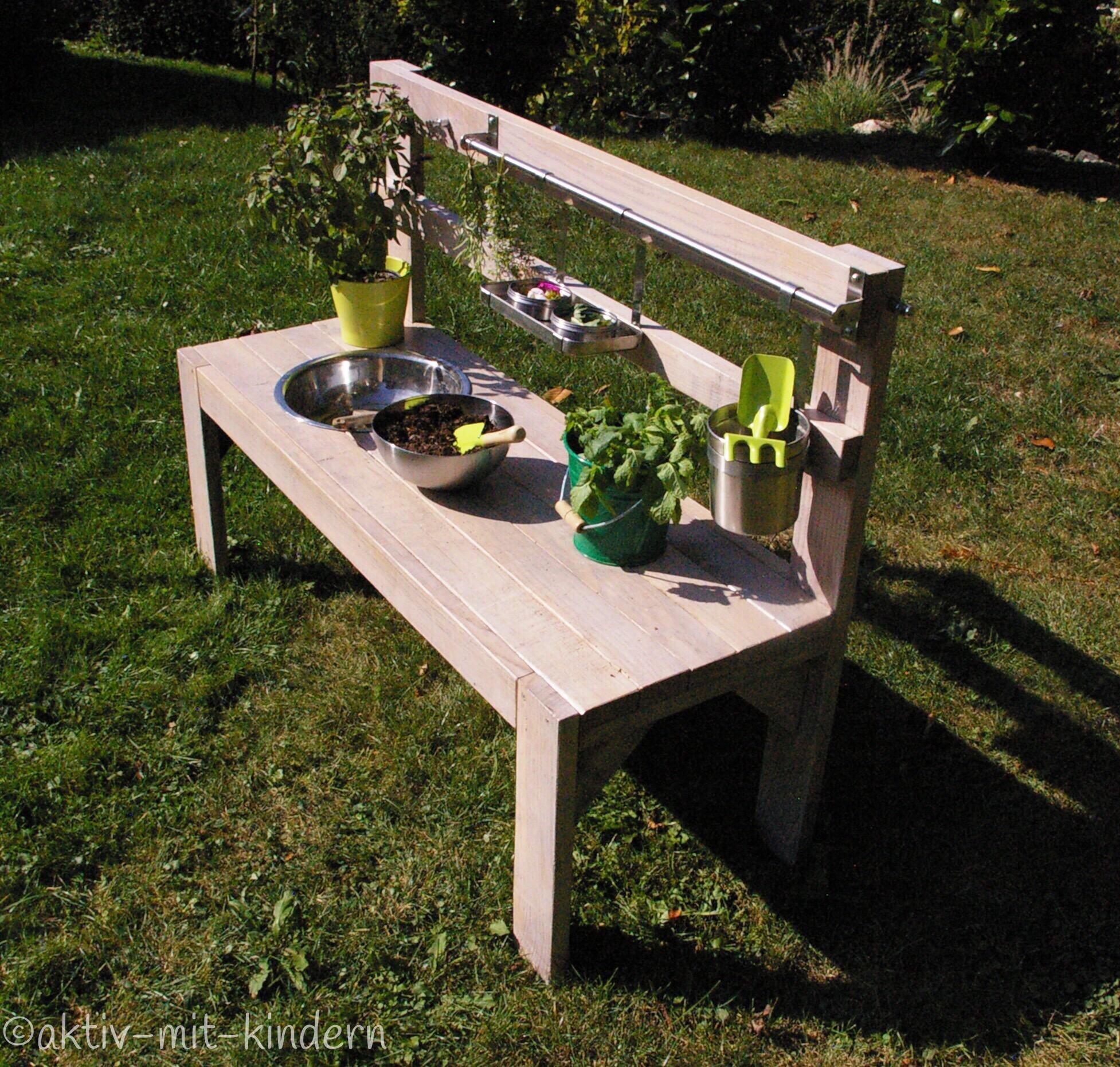 diy unsere matschk che aktiv mit kindern. Black Bedroom Furniture Sets. Home Design Ideas