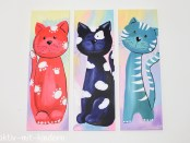 Unsere Wandbilder mit Katze von Bimago