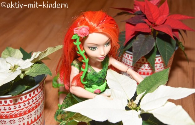 Poison Ivy die Botanikerin der DC Super Hero Girls