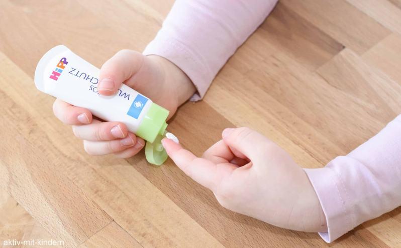Hipp SOS Wundschutz für gerötete Hände