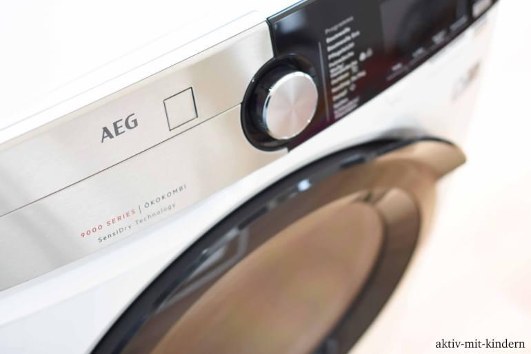Ein ehrlicher erfahrungsbericht: der neue aeg waschtrockner mit