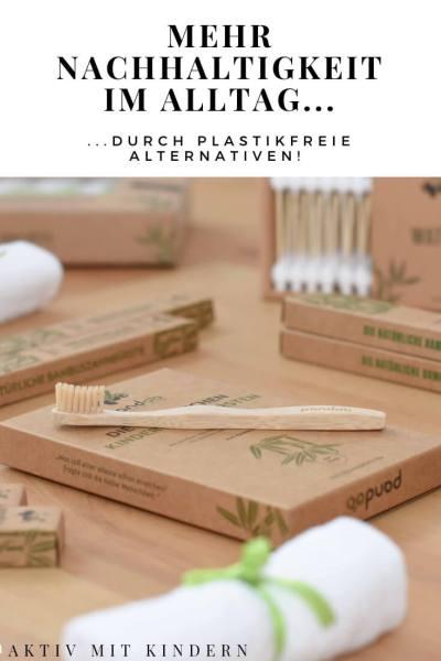 Plastikfreie Alternativen für mehr Nachhaltigkeit im Alltag