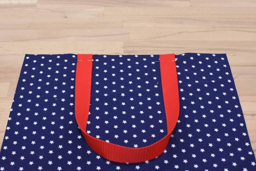Gurtband für Stofftasche