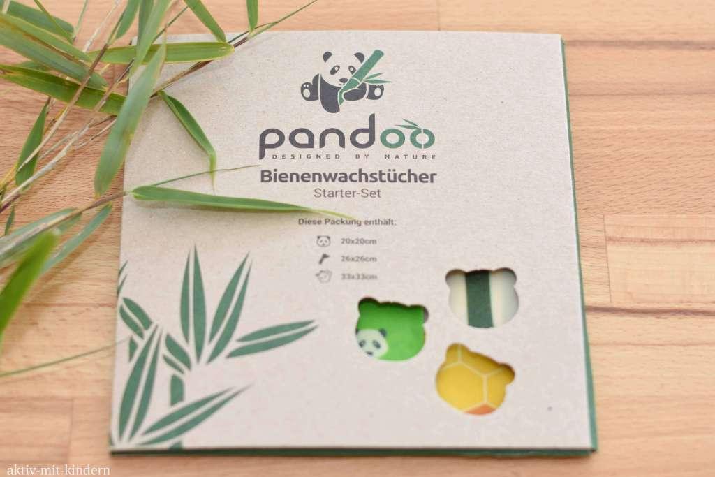 Bienenwachstücher von Pandoo