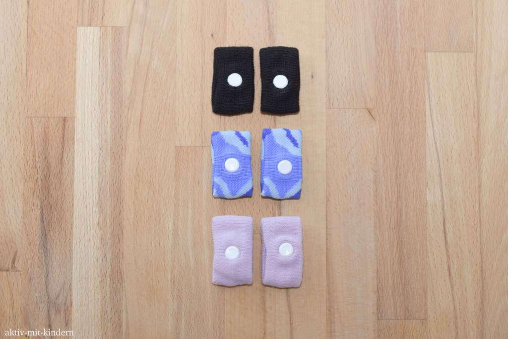 SEA-BAND Akupressurbänder für Erwachsene, Kinder und Schwangere