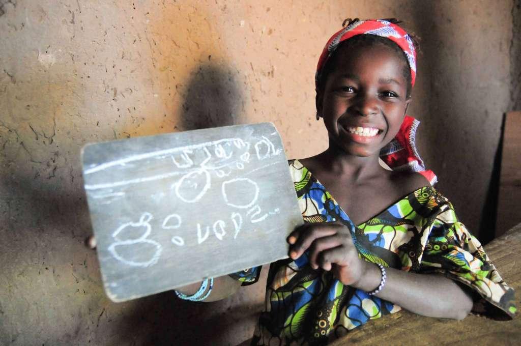 World Vision ermöglicht Kindern eine Schulbildung