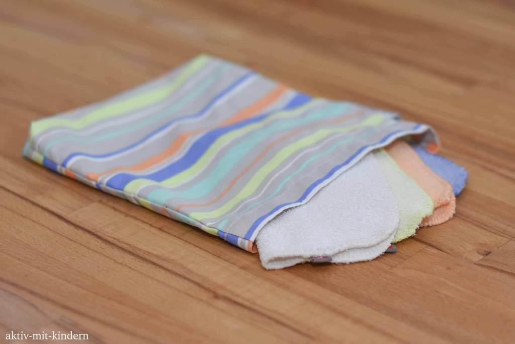 Nachhaltige Alternative zu Feuchttüchern