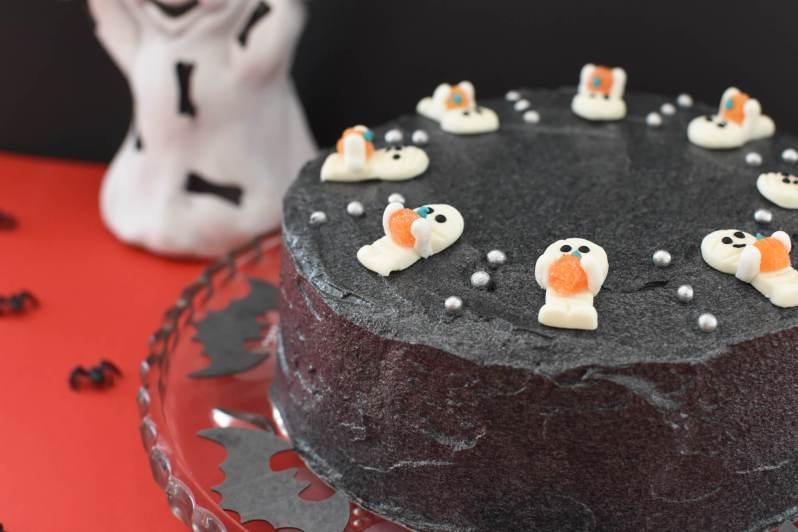 Torte für Halloween