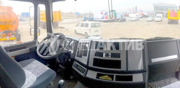 Купить бетоносмеситель Shaanxi Shacman, в Иркутске! Объем 9 кубов, 6x4