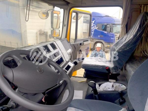 Китайскийсамосвал Shacman 8x4 Кузов 35 кубов F3000