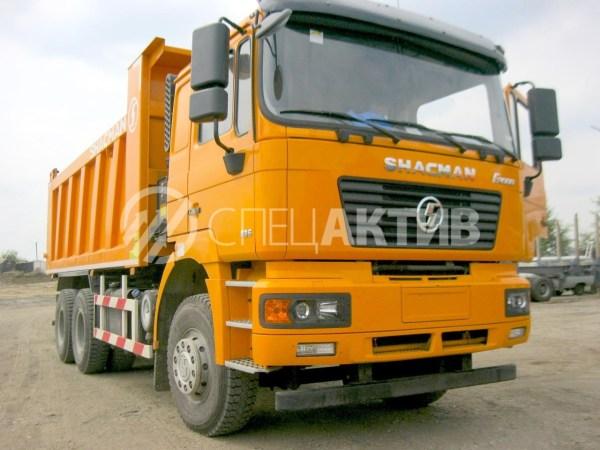 Купить китайский грузовик Самосвал Shacman Shaanxi 6x4 в Иркутске!
