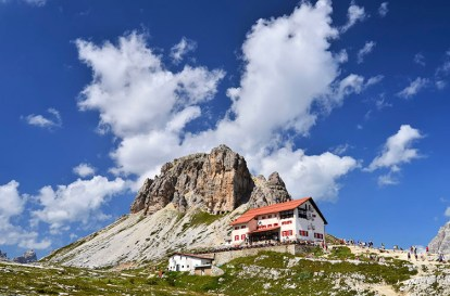 Drei Zinnen, Dolomites, Italy