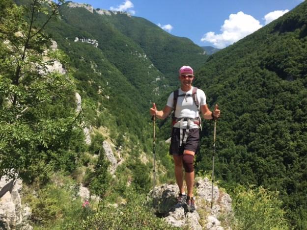 Fottur i Abruzzo