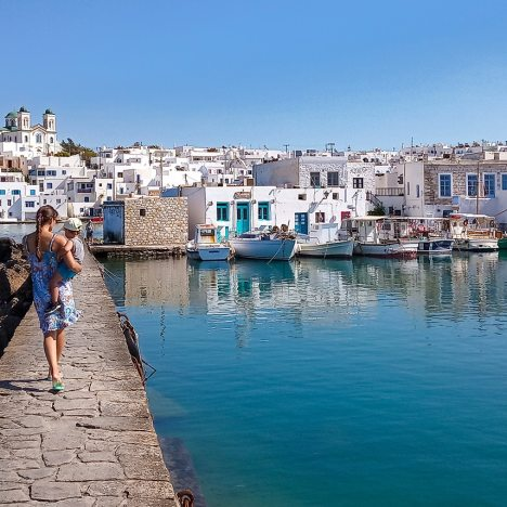 Naxos: Ploes Seaside Houses