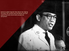 Soekarno Sebagai Penggali Pancasila (Aktual/Ilst)