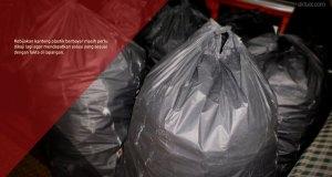 Kebijakan Kantong Plastik Berbayar (Aktual/Foto:ist)