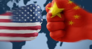 Ilustrasi US vs China