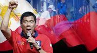 Presiden Filipina Rodrigo Duterte menyatakan perang terhadap narkoba. (ilustrasi/aktual.com)