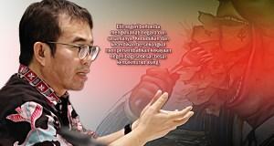 Yudi Latif - Elit Negeri Berlomba Mengkhianati Negara dan Bangsa. (ilustrasi/aktual.com)