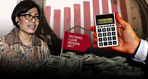 Pemerintah menambah utang baru hingga Rp400 Triliun di 2017. (ilustrasi/aktual.com)