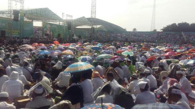 Istighosah NU di Jatim (Dok Aktual/Ahmad Budiawan)