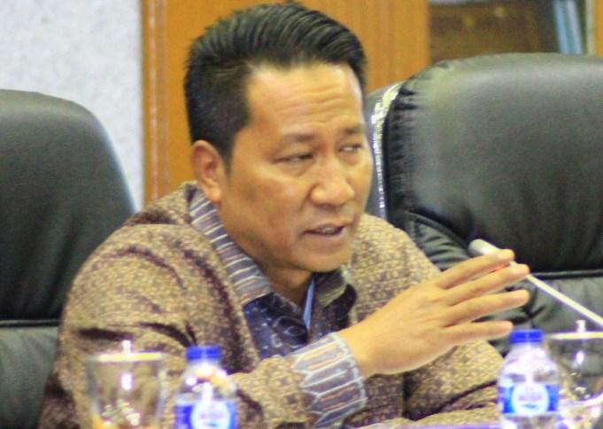 Ketua Baleg DPR RI Supratman Andi Agtas (Dok Aktual/Nailin In Saroh)