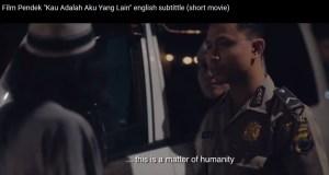 Film Pendek 'Kau adalah aku yang lain'