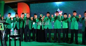 Musyawarah Kerja Nasional (Mukernas) II dan Bimbingan Teknis (Bimtek) Anggota DPRD, di Hotel Mercure, Ancol, Jakarta Utara, Rabu, (19/7). (Foto: Aktual/ Warnoto)
