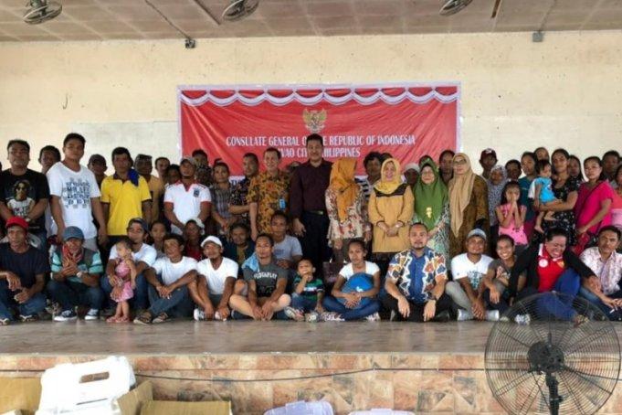 Warga keturunan Indonesia di Filipina Selatan